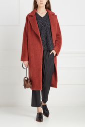 Шерстяное пальто Pallari