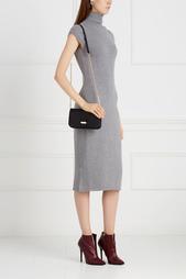 Шерстяное платье Stefanel