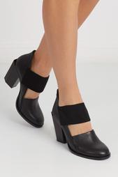 Кожаные туфли Mari United Nude