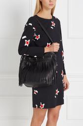 Кожаная сумка Allegra ASH