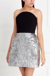 Платье-бюстье Delpozo