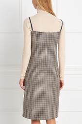 Шерстяное платье Nina Ricci