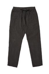 Хлопковые брюки Carnelian Caramel
