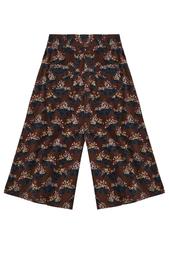 Хлопковые брюки Melanite Caramel