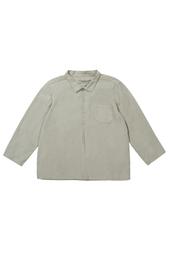 Хлопковая рубашка Feldspar Caramel