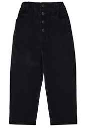 Хлопковые брюки Howlite Caramel