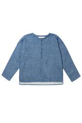 Хлопковая рубашка Grossular Caramel