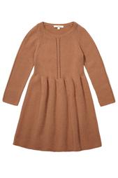 Шерстяное платье Granite Caramel