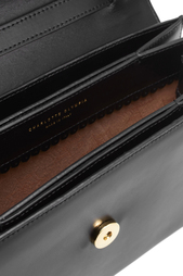 Кожаная сумка Clift Charlotte Olympia
