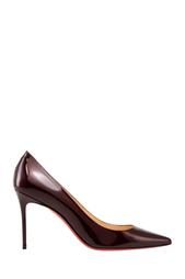 Туфли из лакированной кожи Decollete 85 Christian Louboutin