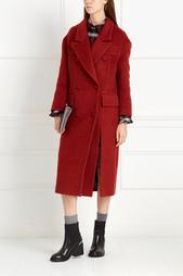 Двубортное пальто I Am Studio