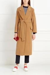Шерстяное пальто I Am Studio