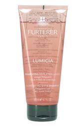 Шампунь для придания волосам блеска Lumicia 200ml Rene Furterer