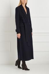 Шерстяное пальто Avelon