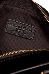 Бархатная сумка Dolce&Gabbana Children