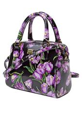 Кожаная сумка Dolce&Gabbana Children
