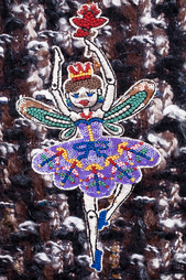 Платье А-силуэта Dolce&Gabbana Children