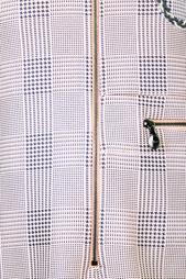 Платье в клетку Dior Children