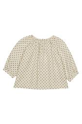 Блузка в горох Dine Bonpoint