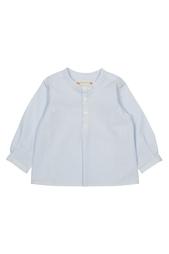 Хлопковая рубашка Polisson Bonpoint