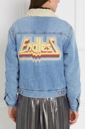 Куртка из денима Camden Isabel Marant Etoile