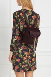 Кожаный рюкзак Diane von Furstenberg
