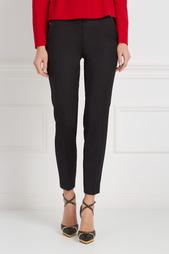 Шерстяные брюки Boutique Moschino