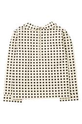 Блузка в горох Delice Bonpoint