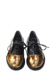 Кожаные ботинки Chrissy Bonpoint