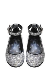 Кожаные туфли Bonpoint
