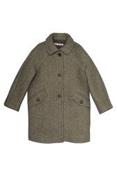 Шерстяное пальто Dedicace Bonpoint
