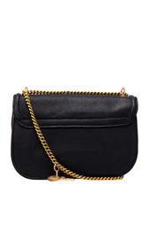 Кожаная сумка See By Chloe