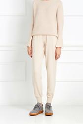 Шерстяные брюки Stefanel
