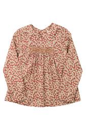 Блузка с принтом Domi Bonpoint