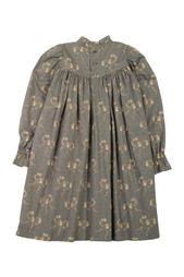 Платье с принтом Delphine Bonpoint