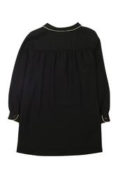 Платье с отложным воротником Dorothee Bonpoint