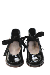 Туфли из лакированной кожи Bonpoint