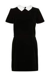 Платье с отложным воротником Diva Bonpoint