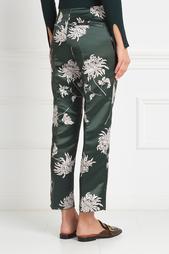 Прямые брюки Rochas