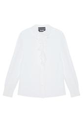 Однотонная блузка Boutique Moschino