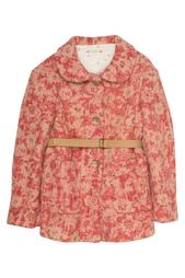 Пальто с поясом Diana Bonpoint