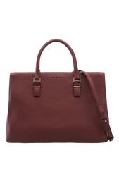 Кожаная сумка Luxury Staple Hugo Boss