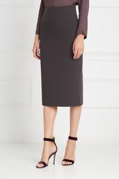 Шерстяная юбка-карандаш Pallari