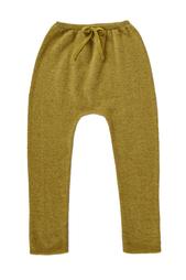 Шерстяные брюки Basanite Caramel