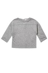 Хлопковая футболка Nummite Baby Caramel