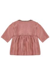 Шелковое платье Diorite Baby Caramel