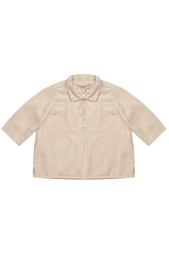 Хлопковая рубашка Feldspar Baby Caramel