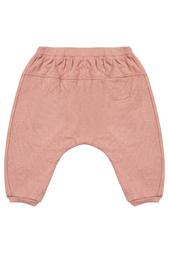 Хлопковые брюки Pyrope Baby Caramel