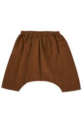 Хлопковые брюки Howlite Baby Caramel