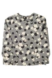 Блузка с принтом Delice Bonpoint